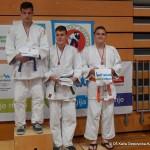 3. mesto judo
